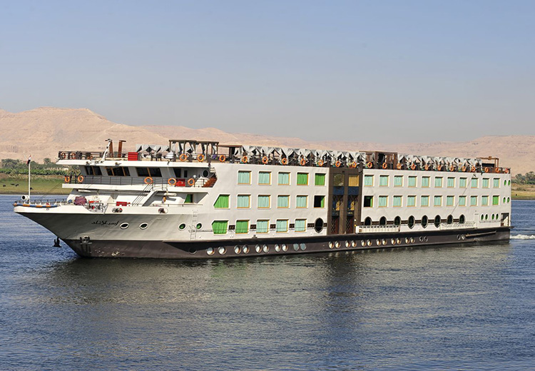 Esplanade Nile Cruise Luxor and Aswan Nile Cruises