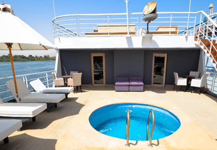 Sabena Salima Nile Cruise Sabena Salima Nile Cruise
