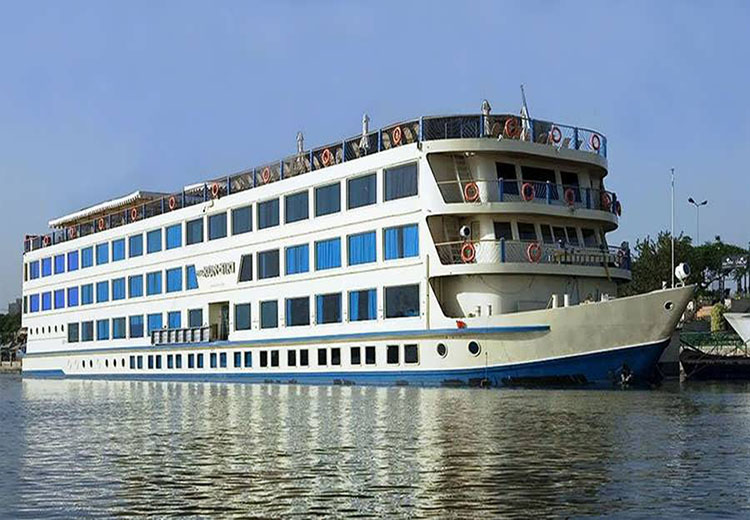 Kon Tiki Nile Cruise Luxor and Aswan Nile Cruises