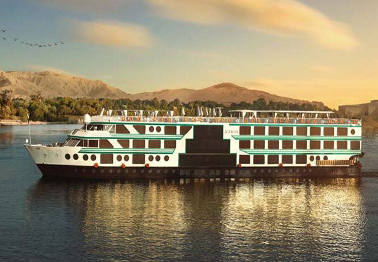 Acamar Nile Cruise Luxor and Aswan Nile Cruises