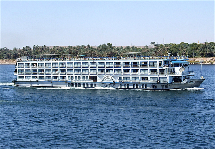 Al Nabilatan Nile Cruise Luxor and Aswan Nile Cruises
