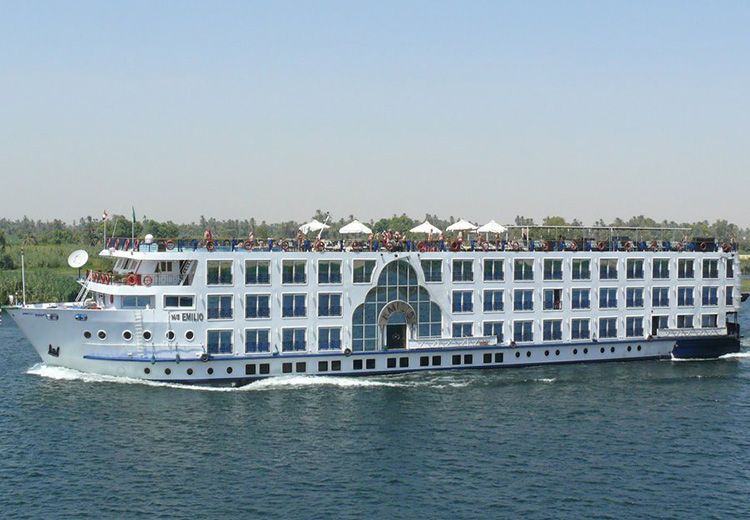 Emilio Nile Cruise Luxor and Aswan Nile Cruises
