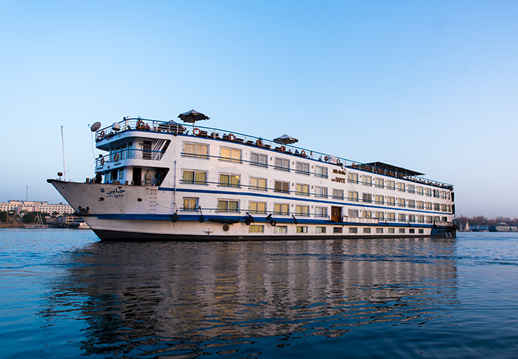 Hapi V Nile Cruise Luxor and Aswan Nile Cruises