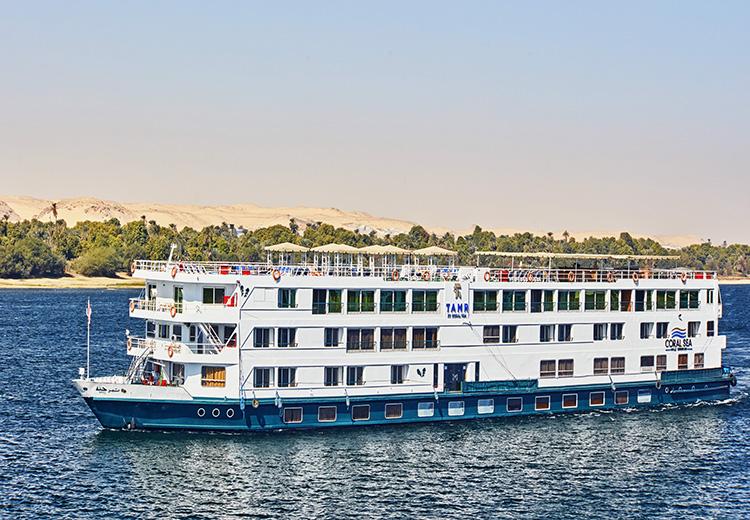 Tamr Henna Nile Cruise The Unfinished Obelisk