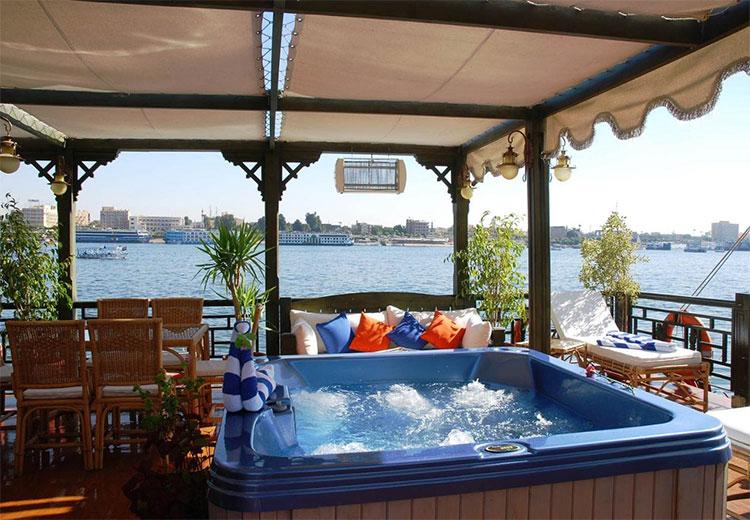 Hadeel Dahabiya Boat Hadeel Dahabiya Boat