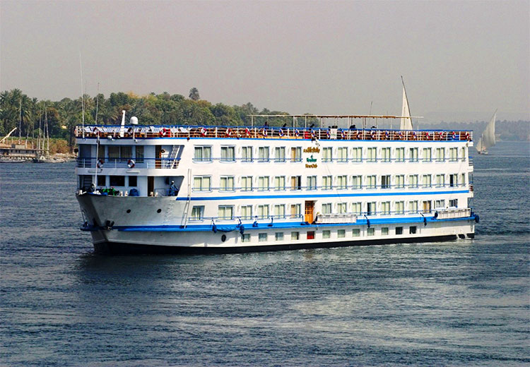 Hapi V Nile Cruise Hapi V Nile Cruise