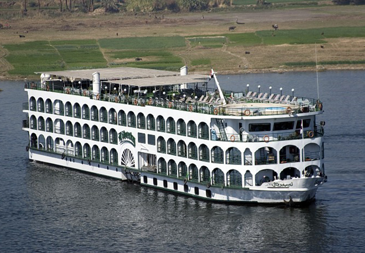 Liberty Nile Cruise Luxor and Aswan Nile Cruises