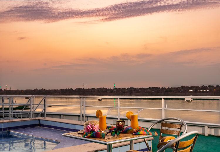 Tamr Henna Nile Cruise Tamr Henna Nile Cruise