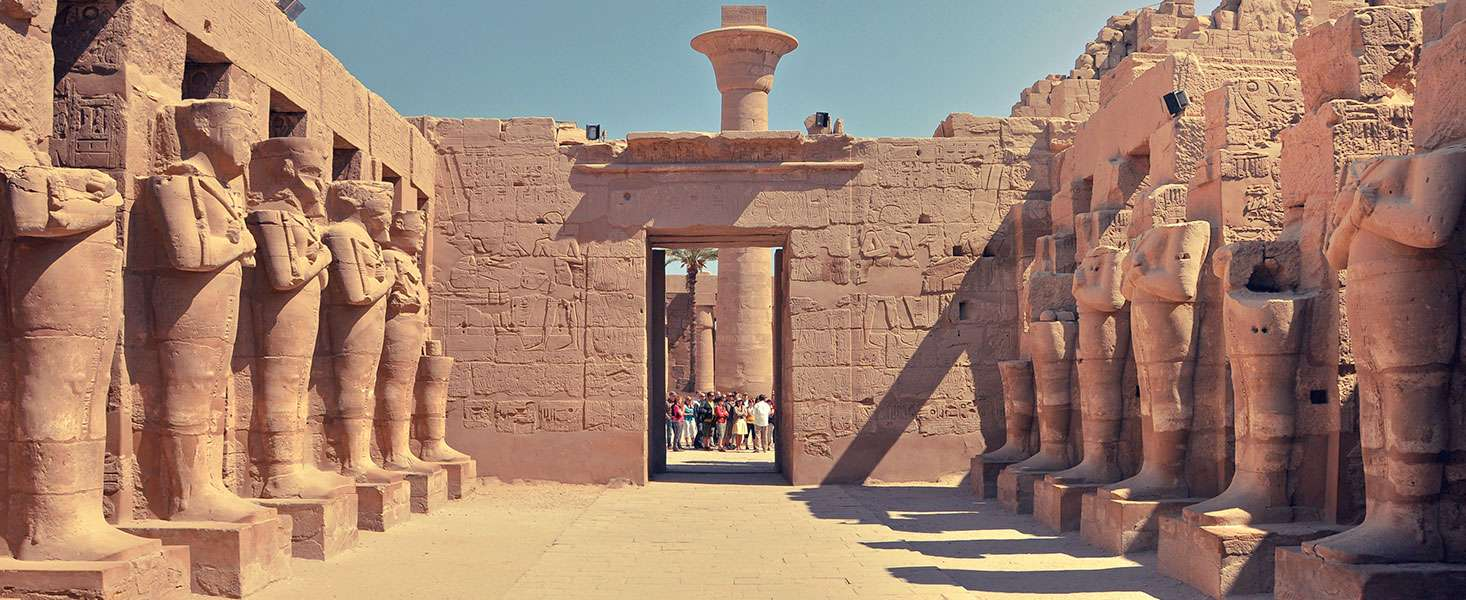 The Karnak Temples Complex Nile Cruise Booking