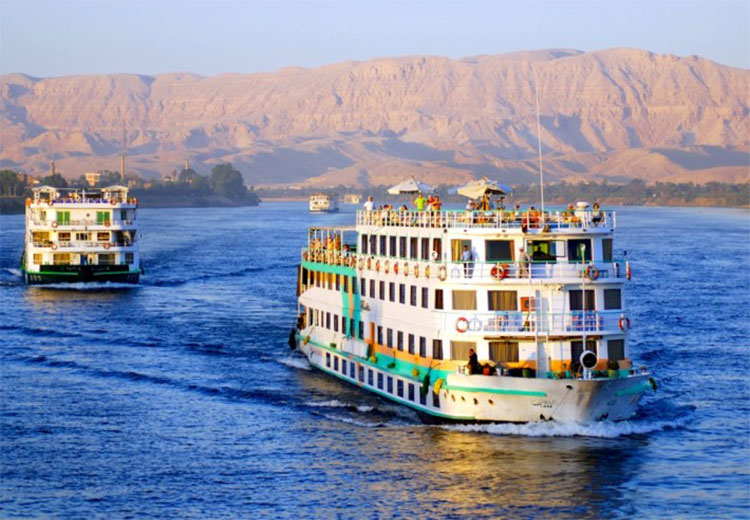 Princesse Du Nil Nile Cruise Luxor and Aswan Nile Cruises