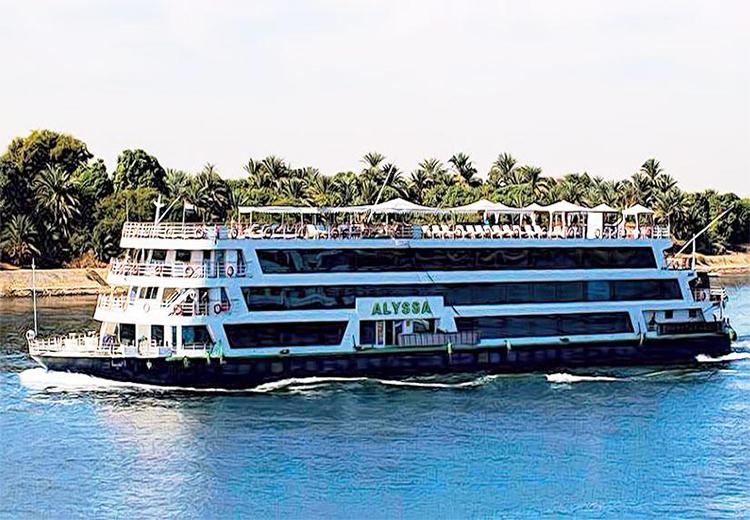Alyssa Nile Cruise Luxor and Aswan Nile Cruises