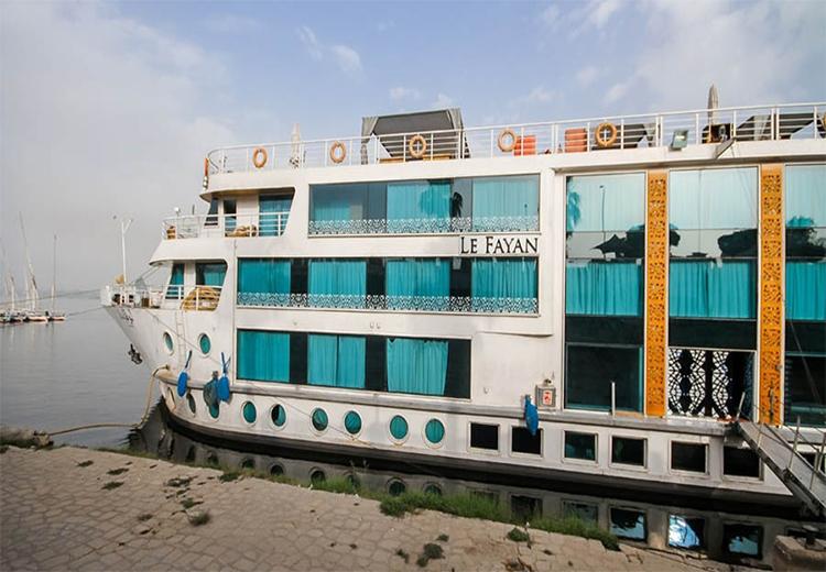 Le Fayan Nile Cruise Luxor and Aswan Nile Cruises